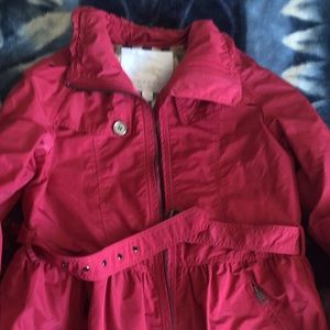 Burberry kids coat Worn only twice